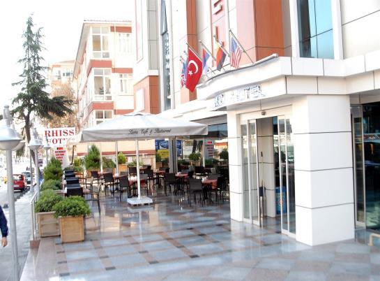 Rhisos Hotel Bostanci Istanbul
