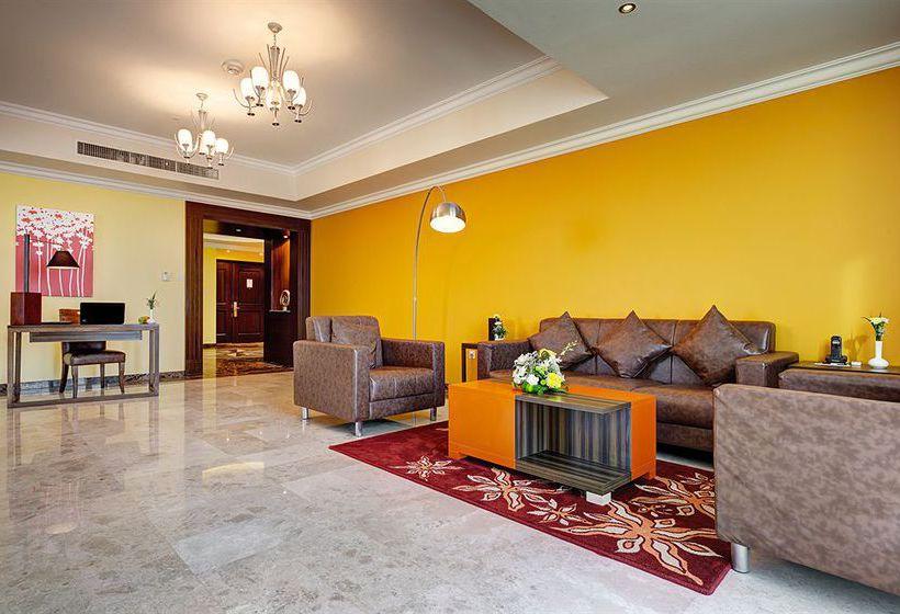 Aparthotel Abidos دبي