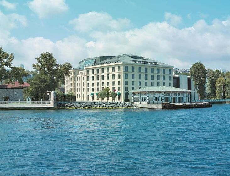 Hôtel Shangri-la Bosphorus Istanbul