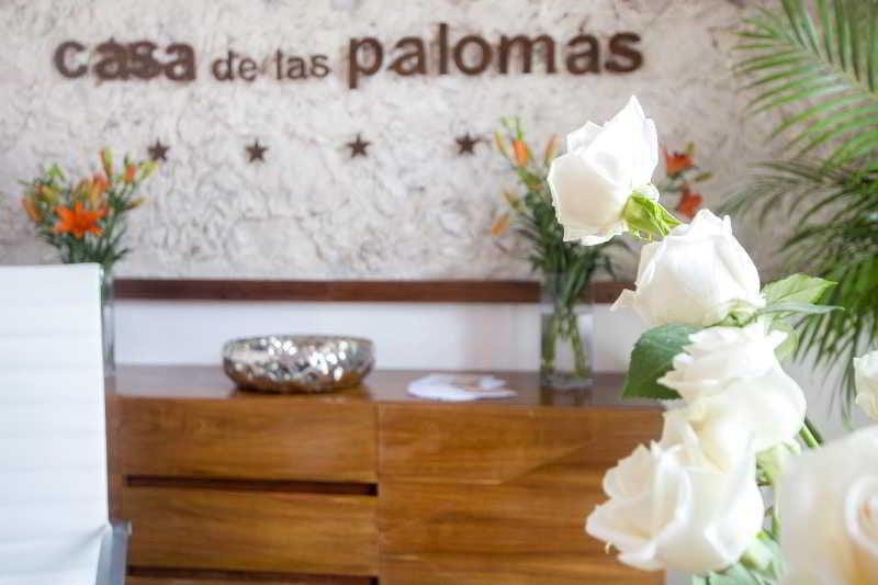 호텔 Koox Casa De Las Palomas Boutique 메리다