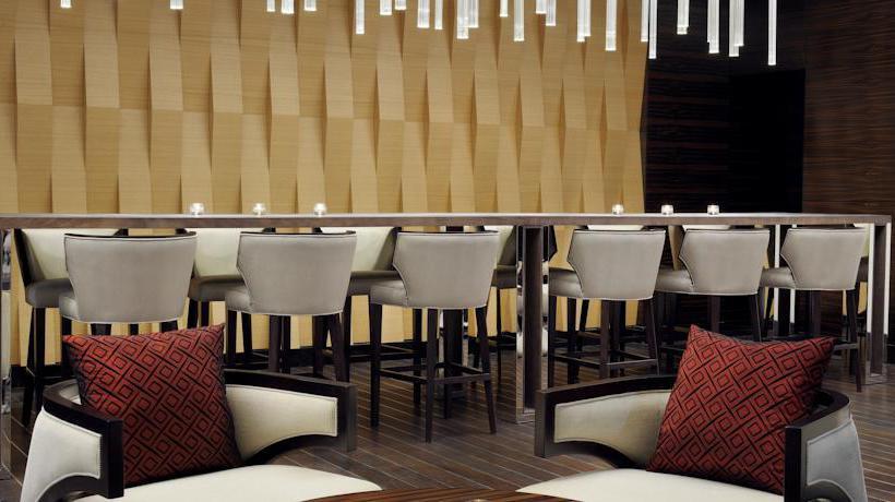 Gemeinschaftsbereiche Marriott Hotel Al Jaddaf Dubai