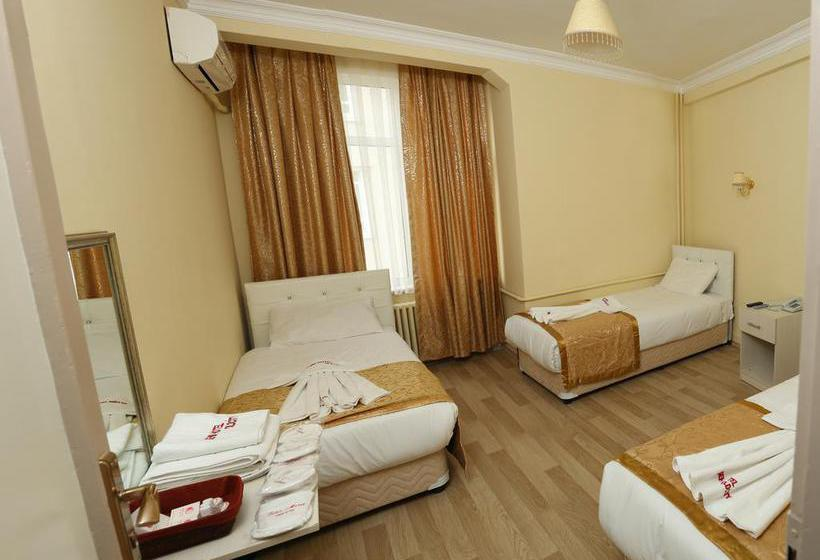 Zimmer Sehir Hotel Old City Istanbul