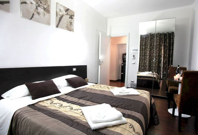 Bed and breakfast bed breakfast roma cheap chic rome for Hotel rome chic