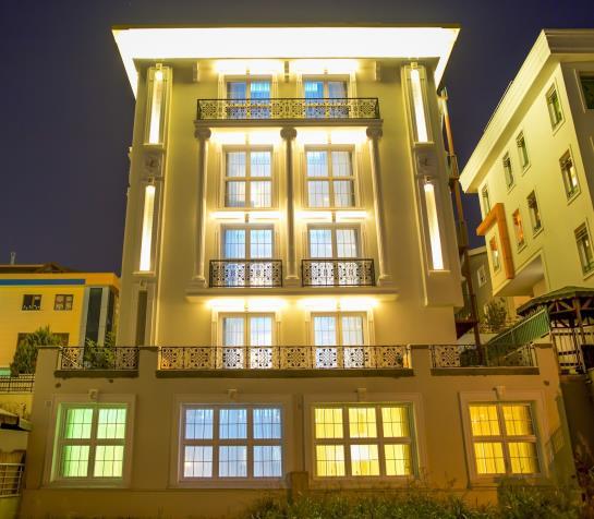 Hotel Elegance Asia Istanbul