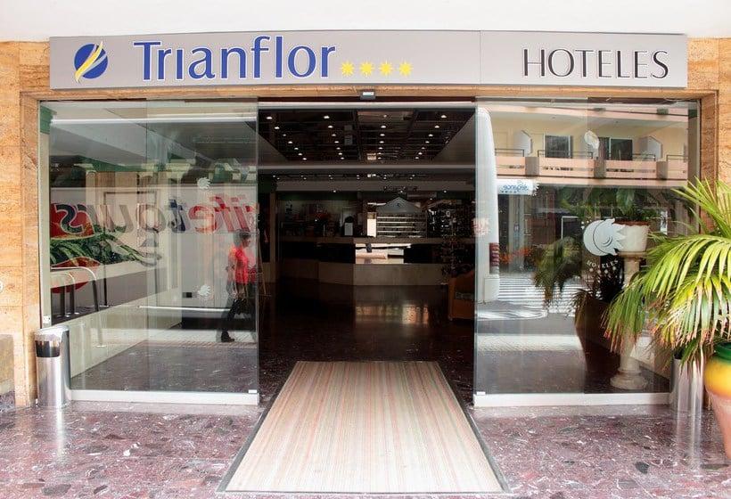 Esterno Hotel Trianflor Puerto de la Cruz