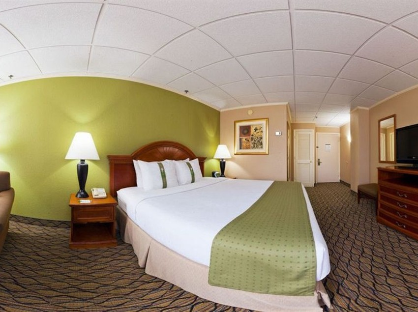 Quarto Hotel Holiday Inn Clark  Newark