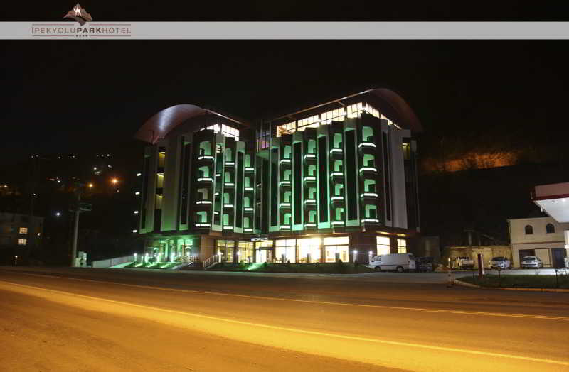 Hotel Ipekyolu Park Trabzon