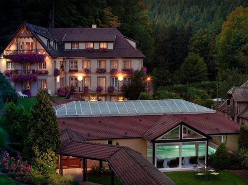 Hotel le clos des delices obernai the best offers with destinia - Le clos des delices ...
