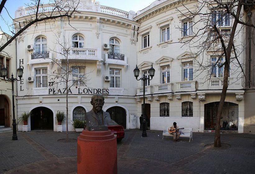 Hotel Plaza Londres 77 Santiago