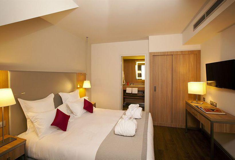 hotel residhome roissy park in roissy en france ab 32 destinia. Black Bedroom Furniture Sets. Home Design Ideas