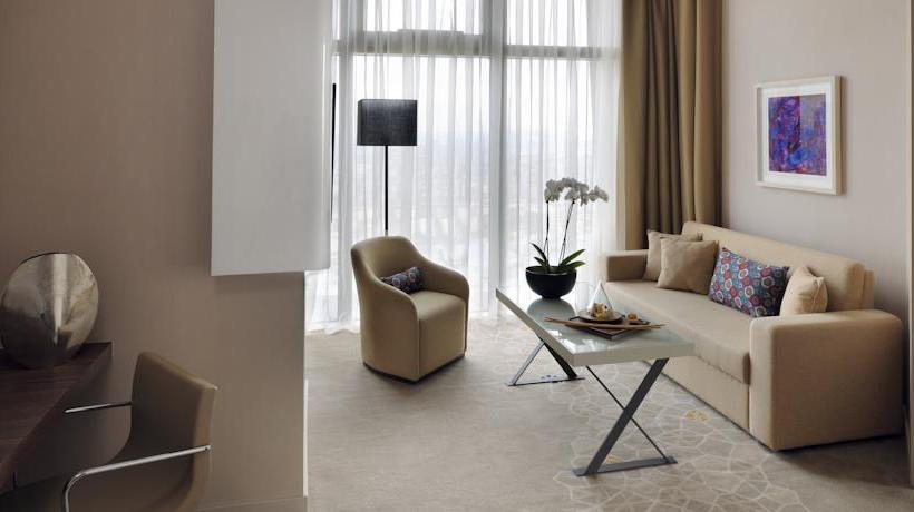 Habitación Istanbul Marriott Hotel Sisli  Estambul