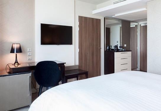Hotel ac paris porte maillot by marriott em par s desde 70 for Hotel paris porte maillot