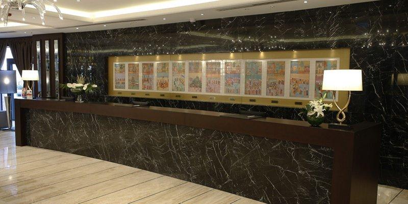هتل Crowne Plaza Istanbul - Oryapark استانبول