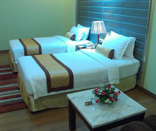 Yangon Hotel Best Western Green Hill  Deluxe Room