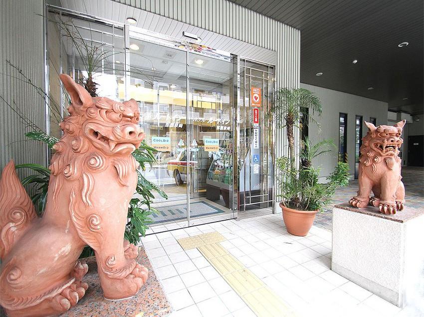 فندق Route-inn Naha Izumizaki جزيرة أوكيناوا