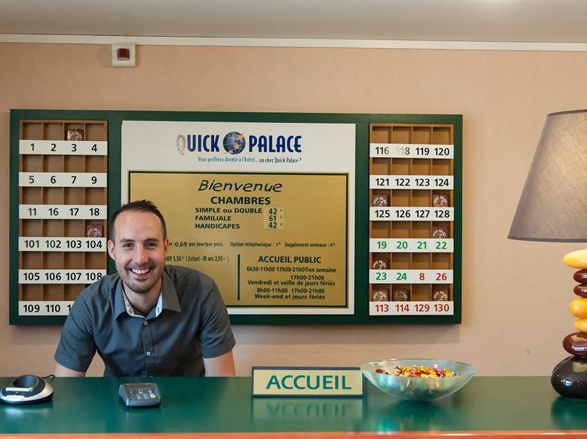 Quick Palace Hotel Pau