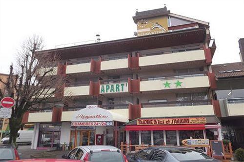 Hotel Résidence La Rénovation, Thonon les Bains: the best offers ...