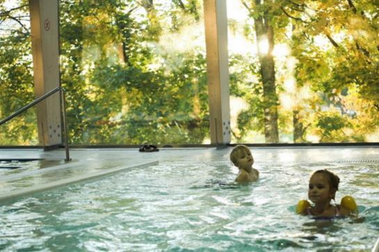 Pühajärve Spa & Holiday Resort أوتيبا