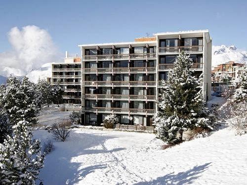 Appart 39 h tel maeva le jandri les deux alpes the best for Appart hotel alpes