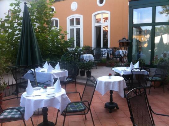 Hotel Mainzer Hof Eltville