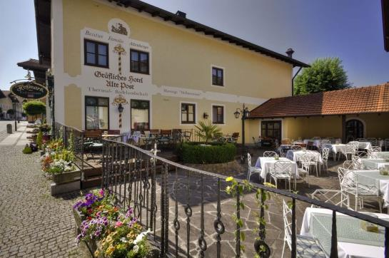 Grafliches Hotel Alte Post Bad Birnbach The Best Offers With Destinia
