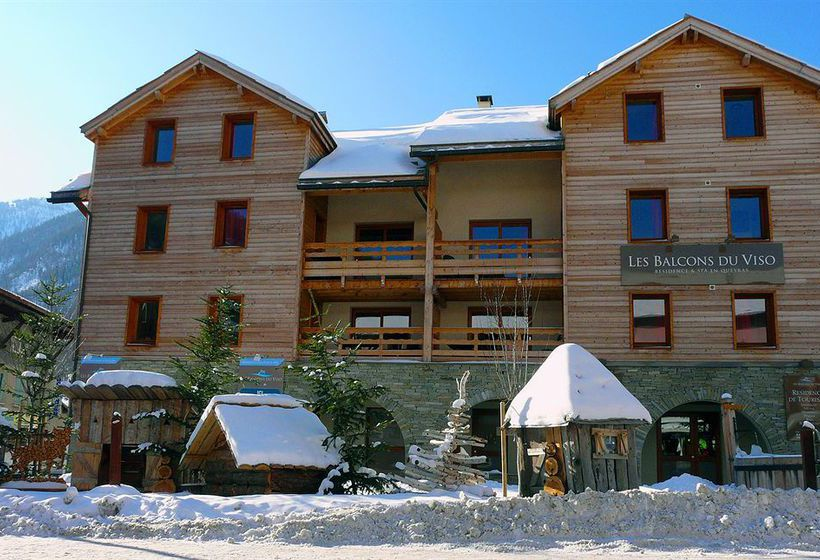 Hotel Les Balcons Du Viso Abries The Best Offers With Destinia