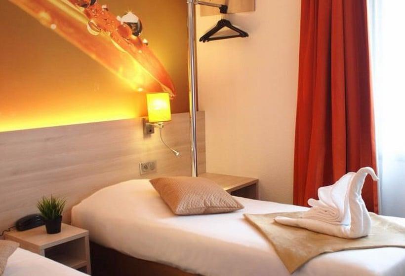 H U00f4tel Inn Design Resto Novo  Granville  Les Meilleures Offres Avec Destinia