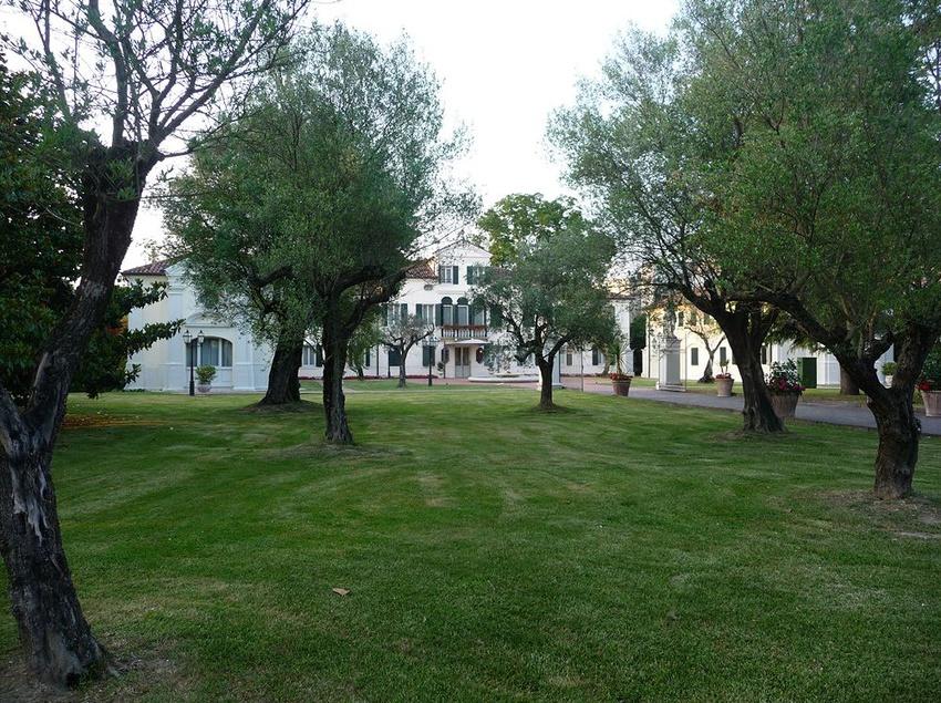 Gemeinschaftsbereiche Park Hotel Villa Fiorita Monastier di Treviso