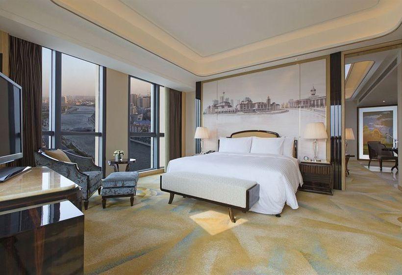 Hotel Wanda Vista Tianjin  Tianjin  As Melhores Ofertas