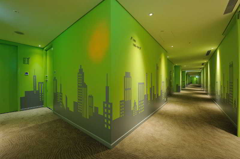 Hotel Green World Zhonghua In Taipei Starting At 40 Destinia
