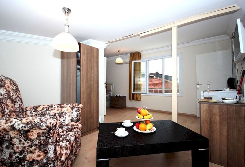 Oldcity apart hotel istanbul les meilleures offres avec for Appart hotel istanbul