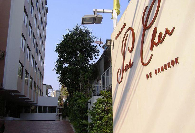 pas cher hotel de bangkok bangkok partir de 12 destinia. Black Bedroom Furniture Sets. Home Design Ideas