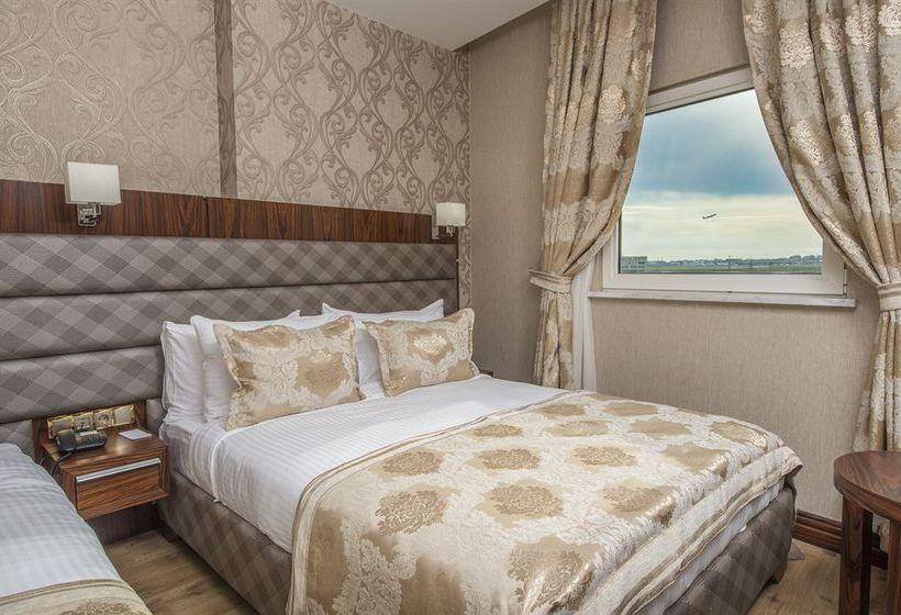H tel midmar deluxe istanbul partir de 19 destinia for Midmar deluxe hotel