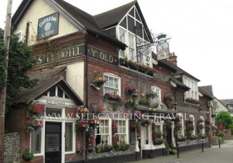 The Castle Inn Hotel Steyning
