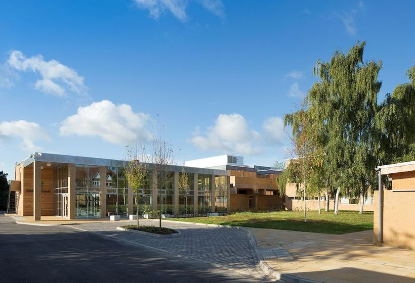 College Court Conference Centre And Hotel Leicester