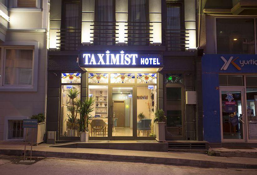 Hotel taximist em istanbul desde 17 destinia for Taximist hotel