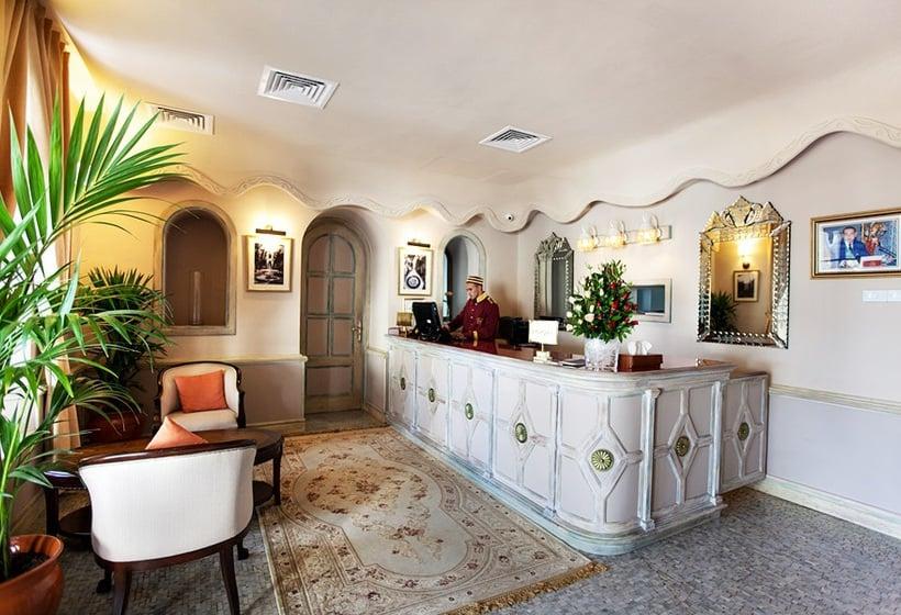 Grand hotel villa de france tanger partir de 46 for Boutique hotel tanger
