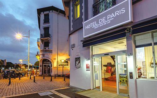 H tel de paris in saint jean de luz starting at 29 destinia - Paris store saint jean de vedas ...