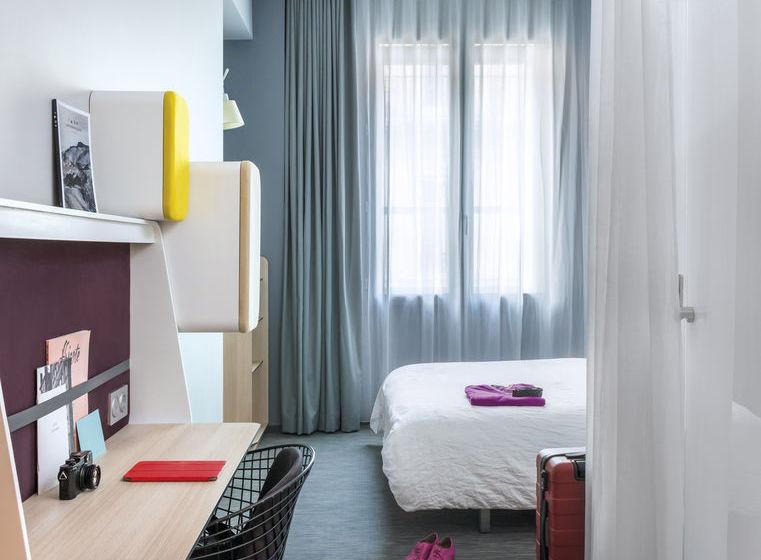 okko hotels lyon pont lafayette em lyon desde 58 destinia. Black Bedroom Furniture Sets. Home Design Ideas