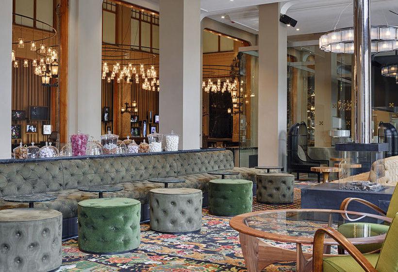 Hotel w amsterdam a amsterdam a partire da 127 destinia for Hotel vicino piazza dam amsterdam