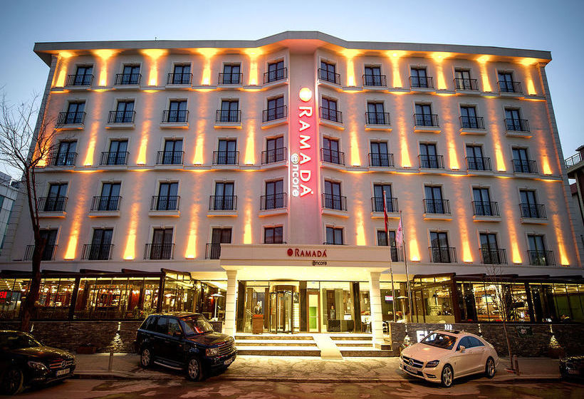 Hotel Ramada Encore Istanbul Airport in Istanbul, starting at £21 | Destinia