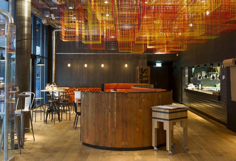 Hotel jaz amsterdam in amsterdam starting at 39 destinia for Designhotel jaz amsterdam