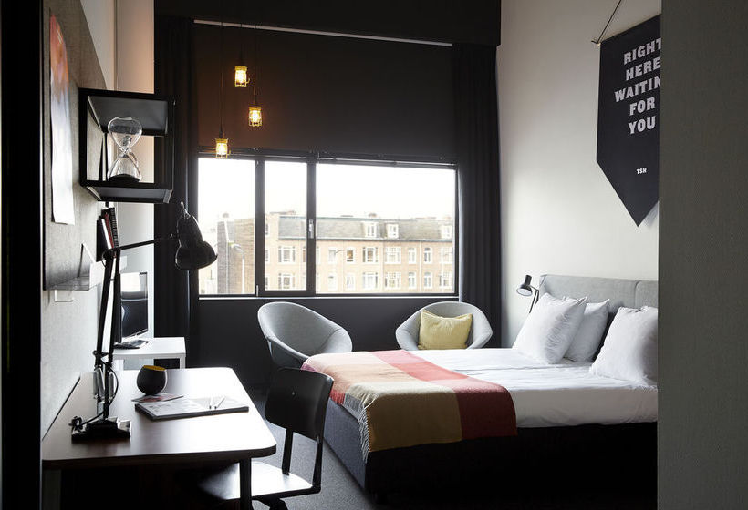 Student Hotel Amsterdam