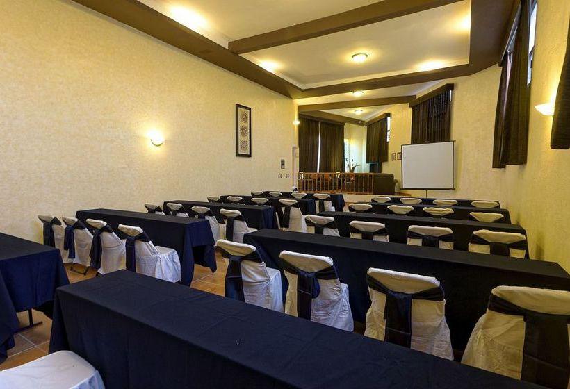 La casona tequisquiapan hotel spa en tequisquiapan for Hotel spa familiar
