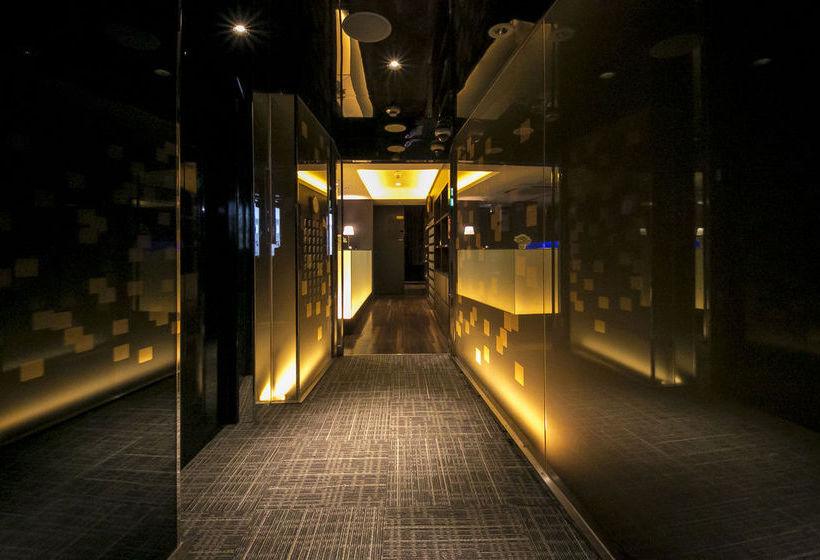 Spa&Capsule Hotel Grandpark Inn Kitasenju - Men Only Tokyo