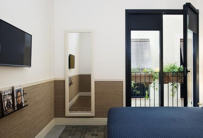 hotel casa bonay em barcelona desde 46 destinia. Black Bedroom Furniture Sets. Home Design Ideas