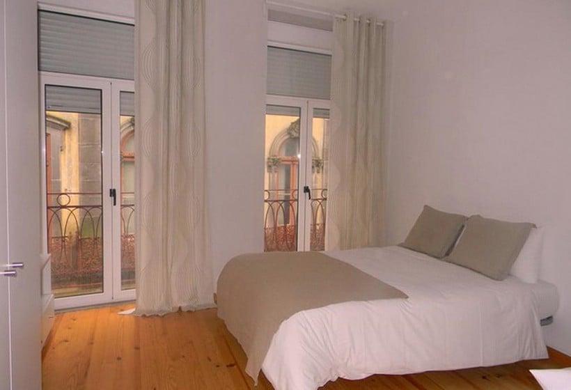 Aparthotel oporto entreparedes porto partir de 17 for Appart hotel porto