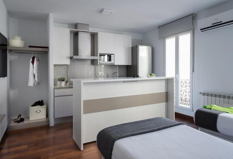 Apartamentos Roisa Centro Madrid