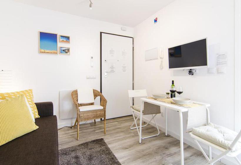 Apartments Dreammadrid Atocha Terraza Madrid