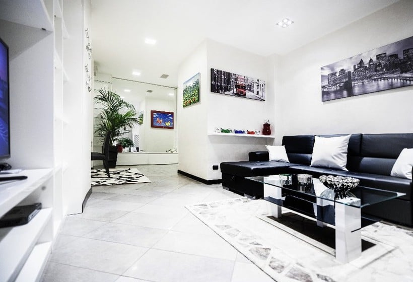 hotel hemeras boutique house asole in mailand ab 84. Black Bedroom Furniture Sets. Home Design Ideas